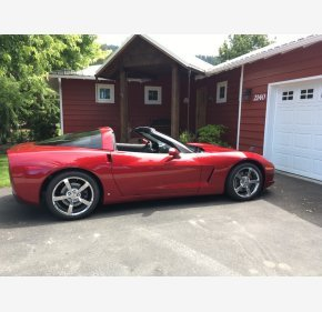 2008 Chevrolet Corvette Coupe for sale 100783372