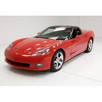2008 Chevrolet Corvette Coupe for sale 101080216