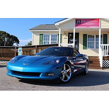 2008 Chevrolet Corvette Coupe for sale 101182297
