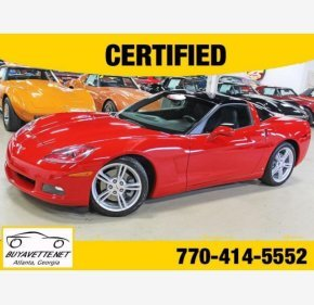 2008 Chevrolet Corvette Coupe for sale 101210050