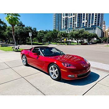 2008 Chevrolet Corvette Coupe for sale 101221290