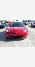 2008 Chevrolet Corvette Convertible for sale 101244366