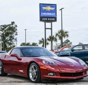 2008 Chevrolet Corvette Coupe for sale 101277836