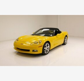 2008 Chevrolet Corvette Convertible for sale 101302177
