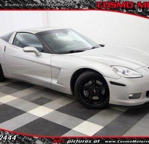 2008 Chevrolet Corvette Coupe for sale 101310092