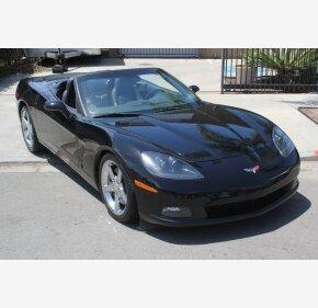 2008 Chevrolet Corvette Convertible for sale 101327000