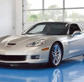 2008 Chevrolet Corvette Z06 Coupe for sale 101329858