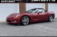 2008 Chevrolet Corvette Convertible for sale 101341843