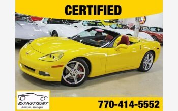 2008 Chevrolet Corvette for sale 101354700