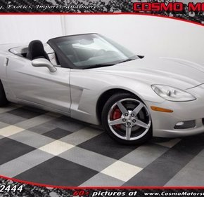 2008 Chevrolet Corvette for sale 101367206