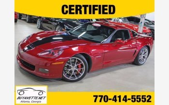 2008 Chevrolet Corvette for sale 101368884