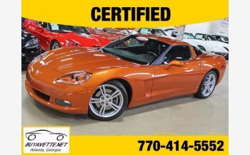 2008 Chevrolet Corvette for sale 101375896