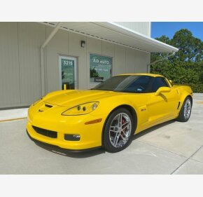 2008 Chevrolet Corvette for sale 101382896