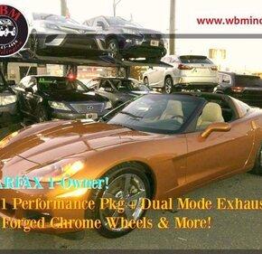 2008 Chevrolet Corvette for sale 101402168