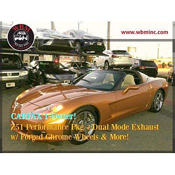 2008 Chevrolet Corvette for sale 101402168
