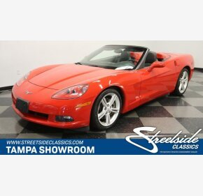 2008 Chevrolet Corvette Convertible for sale 101417084