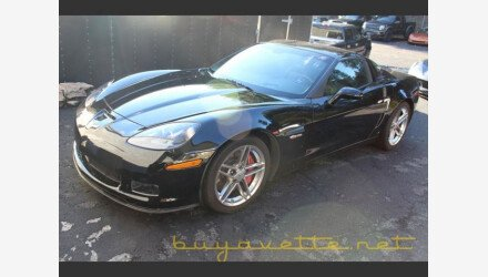 2008 Chevrolet Corvette for sale 101423878