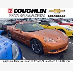 2008 Chevrolet Corvette for sale 101424644