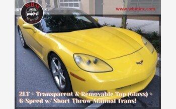 2008 Chevrolet Corvette for sale 101542899