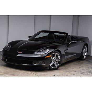 2008 Chevrolet Corvette Convertible for sale 101561677
