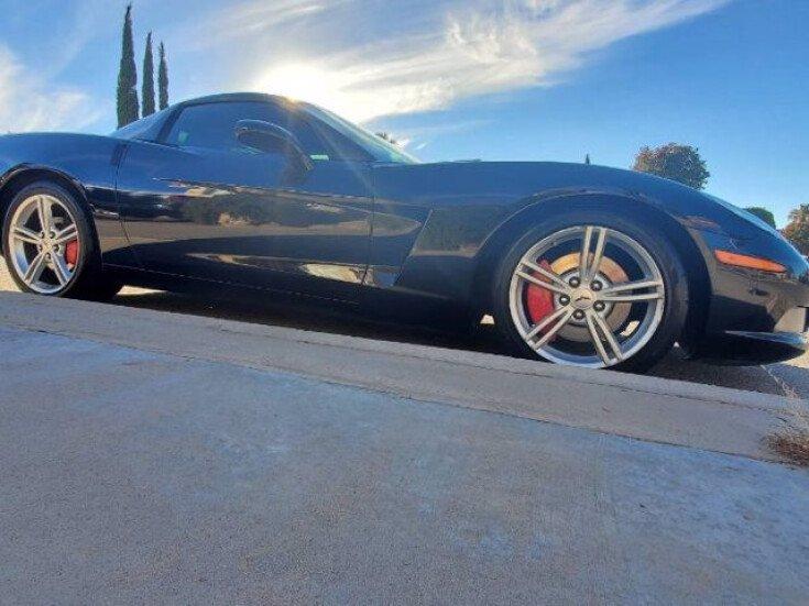 2008 Chevrolet Corvette for sale 101587188