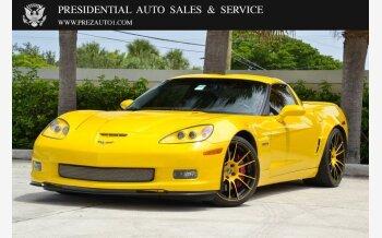 2008 Chevrolet Corvette Z06 Coupe for sale 101613567