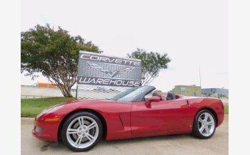 2008 Chevrolet Corvette for sale 101624129