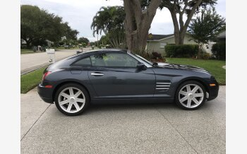 2008 Chrysler Crossfire Limited Coupe for sale 101386542