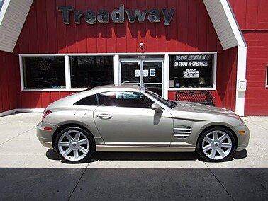 2008 Chrysler Crossfire for sale 101509534