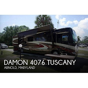 2008 Damon Tuscany for sale 300216009
