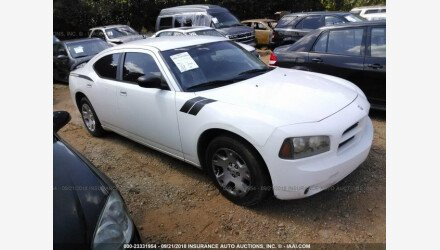 2008 Dodge Charger SE for sale 101102722