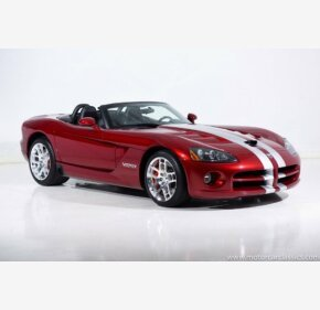 2008 Dodge Viper SRT-10 Convertible for sale 101067836