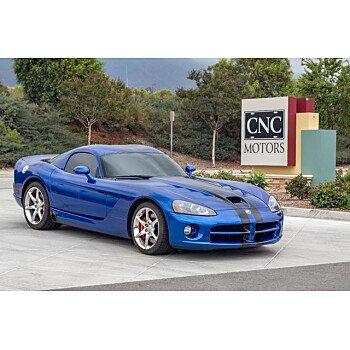 2008 Dodge Viper SRT-10 Coupe for sale 101209522