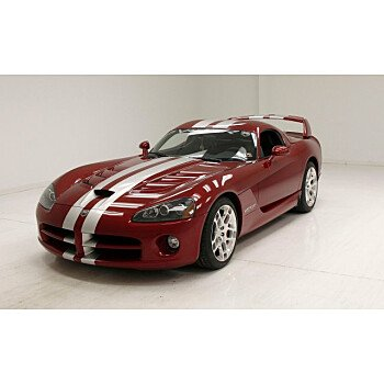2008 Dodge Viper SRT-10 Coupe for sale 101258930