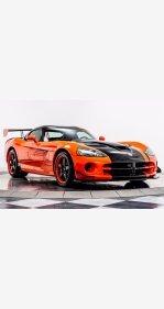 2008 Dodge Viper ACR for sale 101345228