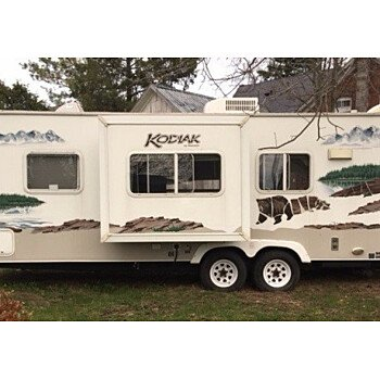 2008 Dutchmen Kodiak for sale 300165933