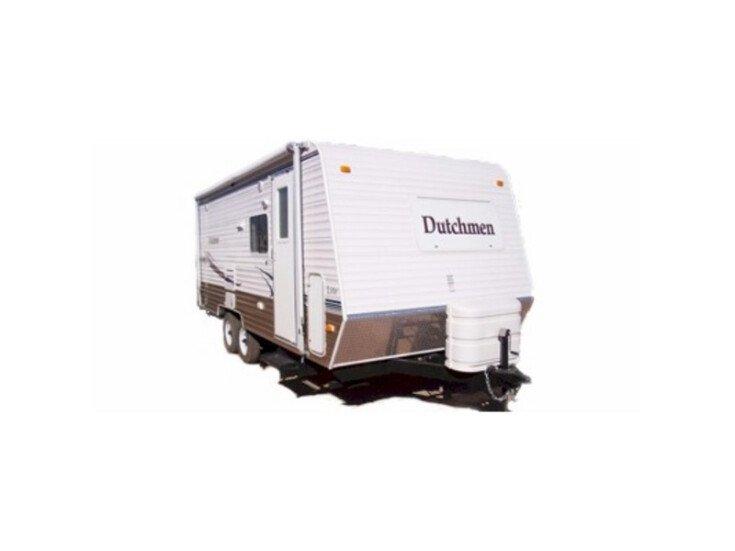 2008 Dutchmen Lite 18F specifications