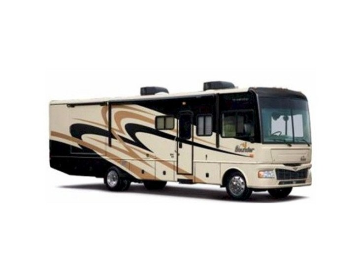 2008 Fleetwood Bounder 38P specifications