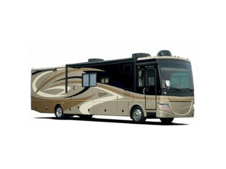 2008 Fleetwood Discovery 40X specifications