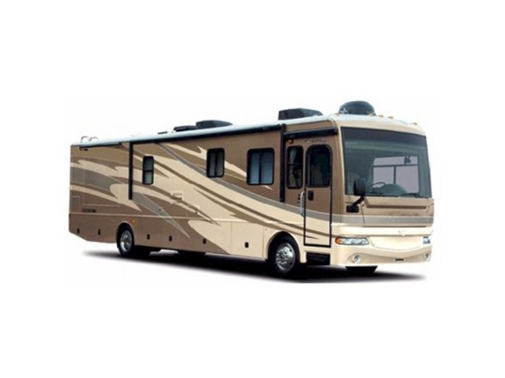 2008 Fleetwood Expedition 38L specifications