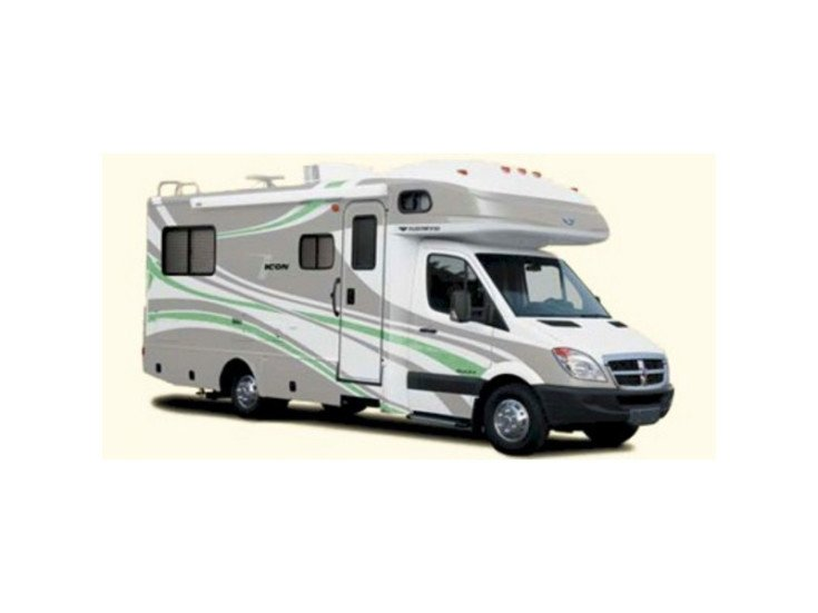 2008 Fleetwood Icon 24A specifications