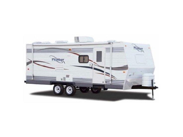 2008 Fleetwood Pioneer 27RBS specifications