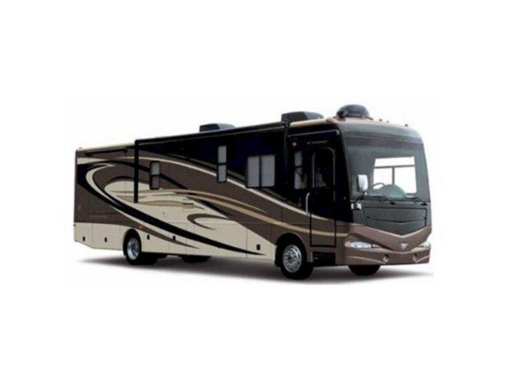 2008 Fleetwood Providence 39V specifications