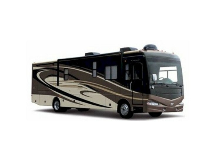 2008 Fleetwood Providence 40X specifications
