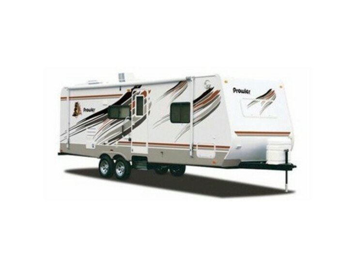 2008 Fleetwood Prowler 310DBHS specifications