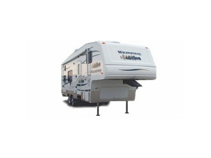 2008 Fleetwood Wilderness 265BHS specifications