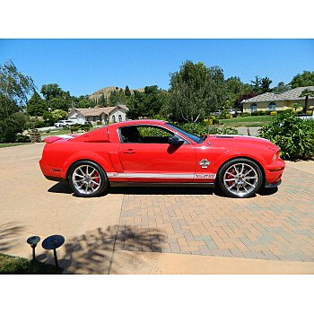 2008 Ford Mustang Shelby GT500 Coupe for sale 101008390