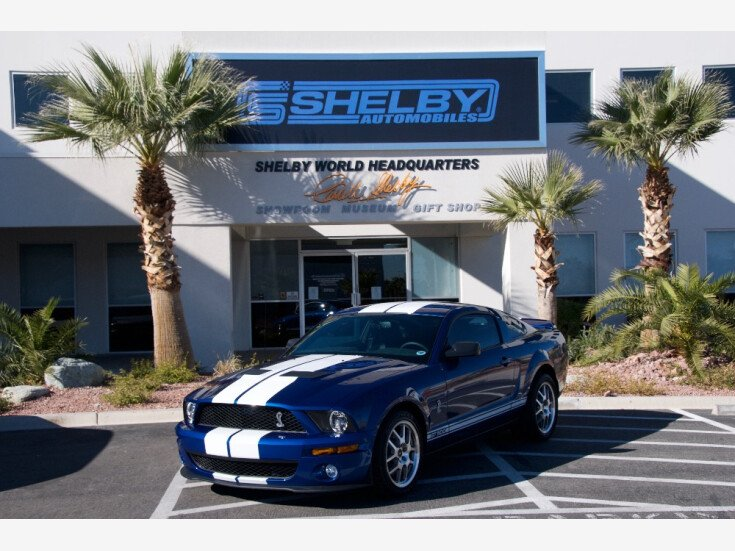 2008 Ford Mustang Shelby GT500 Coupe for sale 100761271
