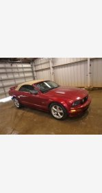 2008 Ford Mustang GT Convertible for sale 100982716