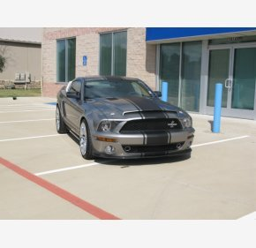 2008 Ford Mustang Shelby GT500 Coupe for sale 101018989